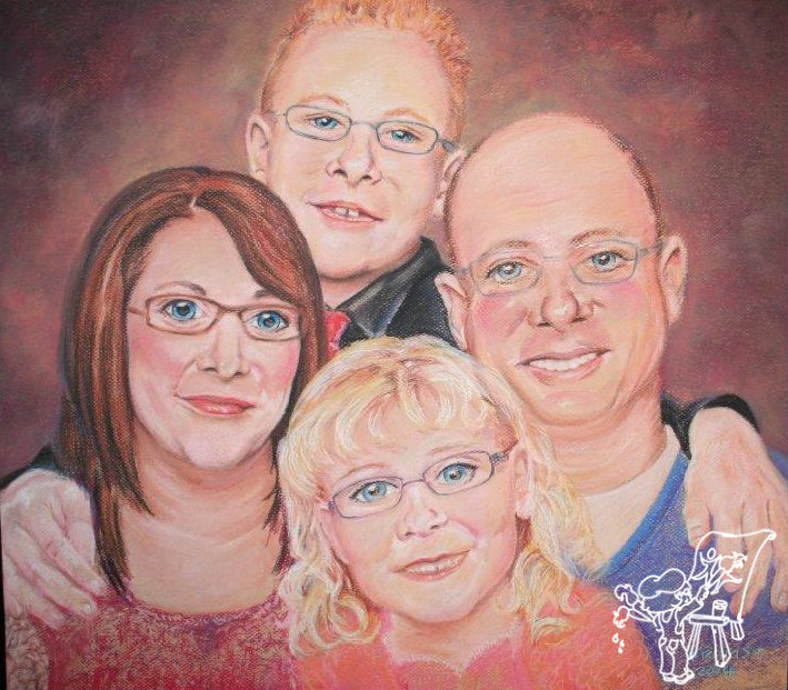 Reid Family Portrait_th