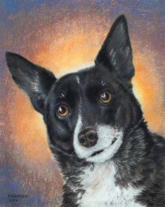 chalk-dog